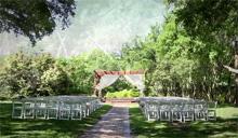 My Big Texas Wedding Rustic & Sweet